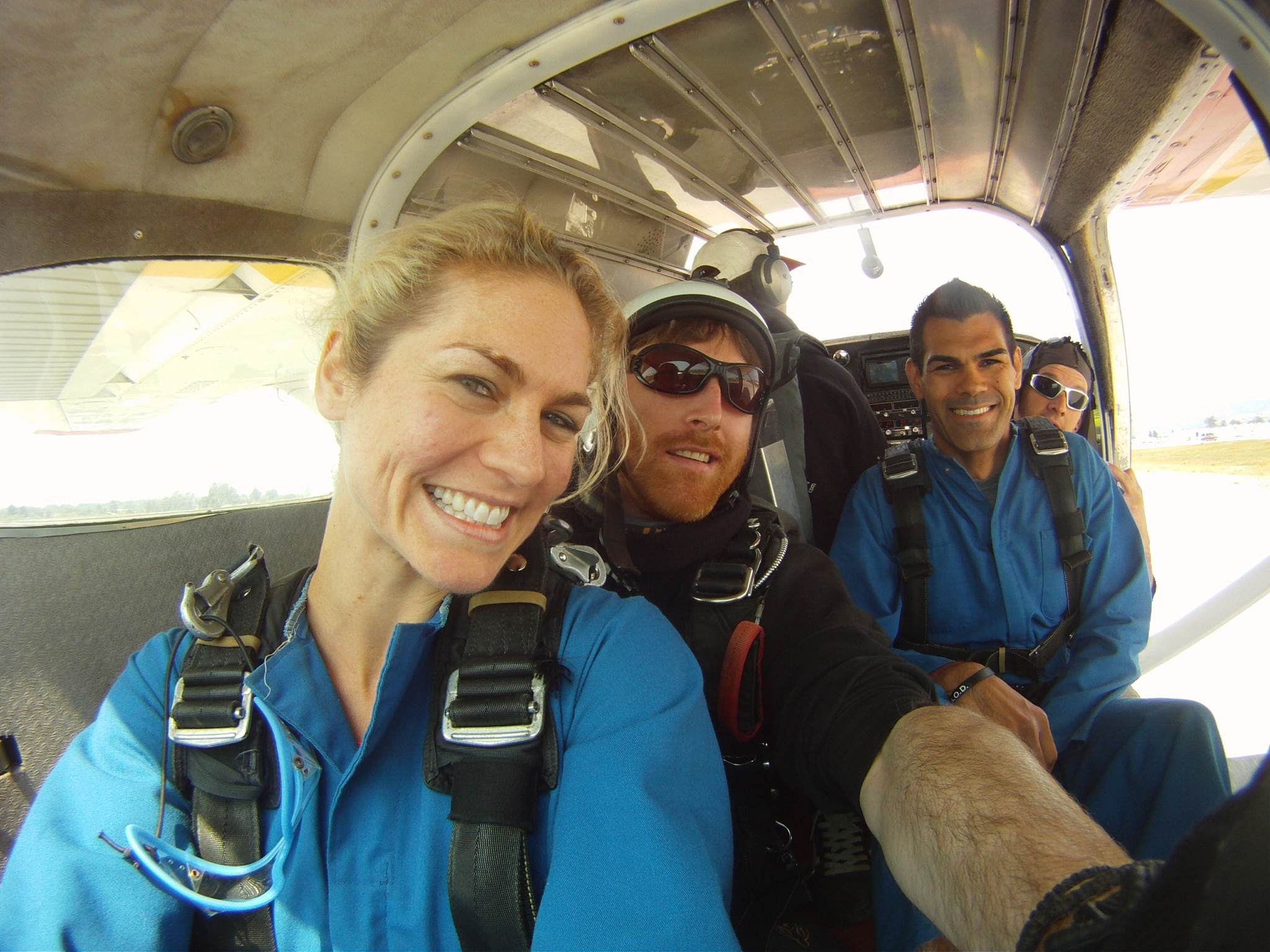 Why You Should Take Your Family Skydiving